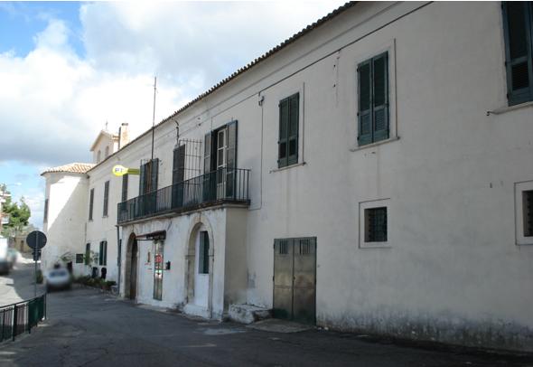 Altilia palazzo Barracco
