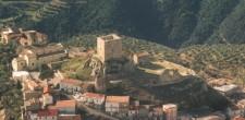 Belcastro castello panorama