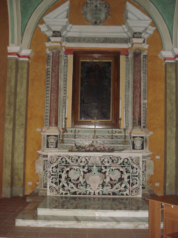 Cappella della Madonna del Capo