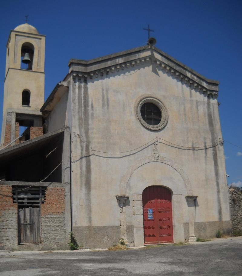 Chiesa delle manche Policastro