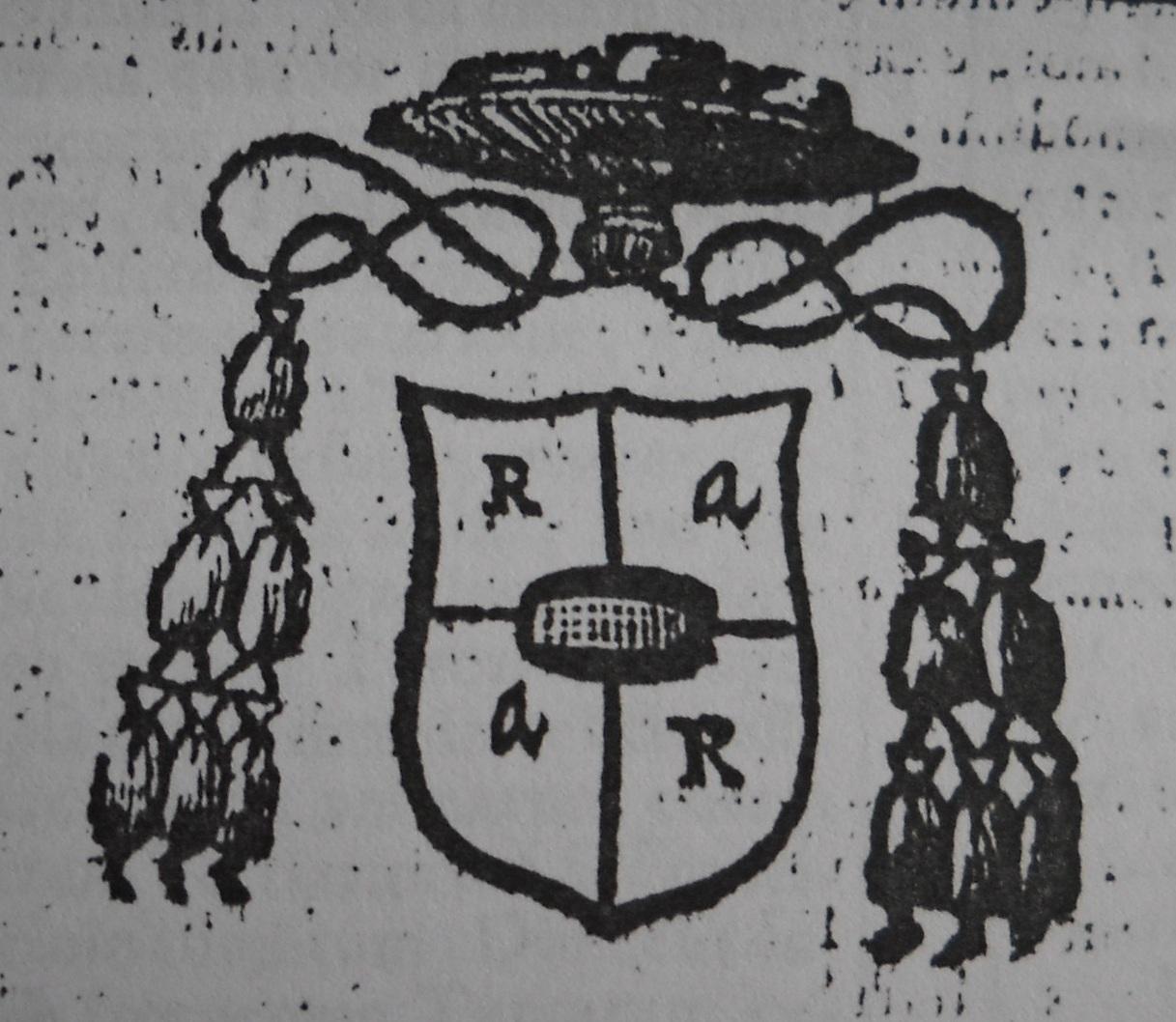 arme vescovo Crivello Cerenzia