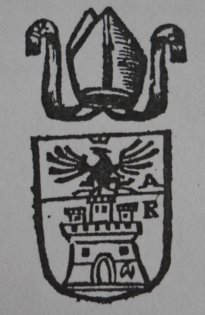 Arme vescovo Giustiniani di Isola