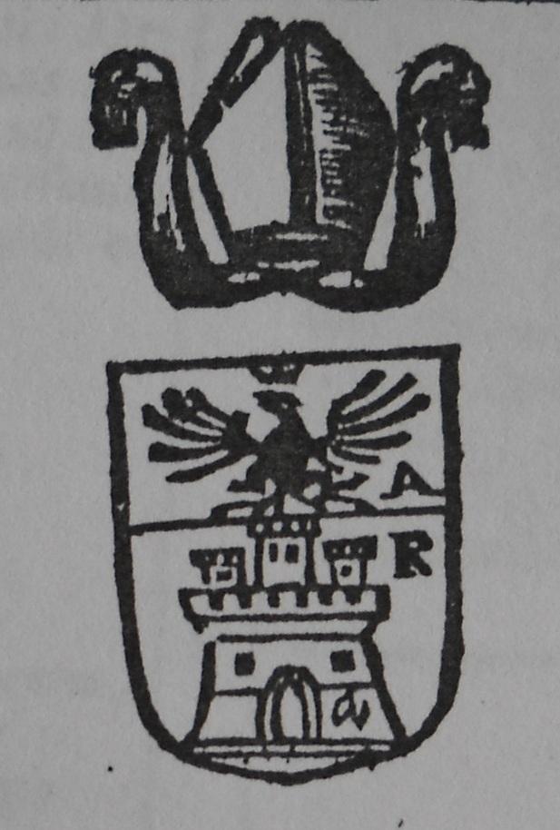 Arme vescovo Giustiniani di Strongoli