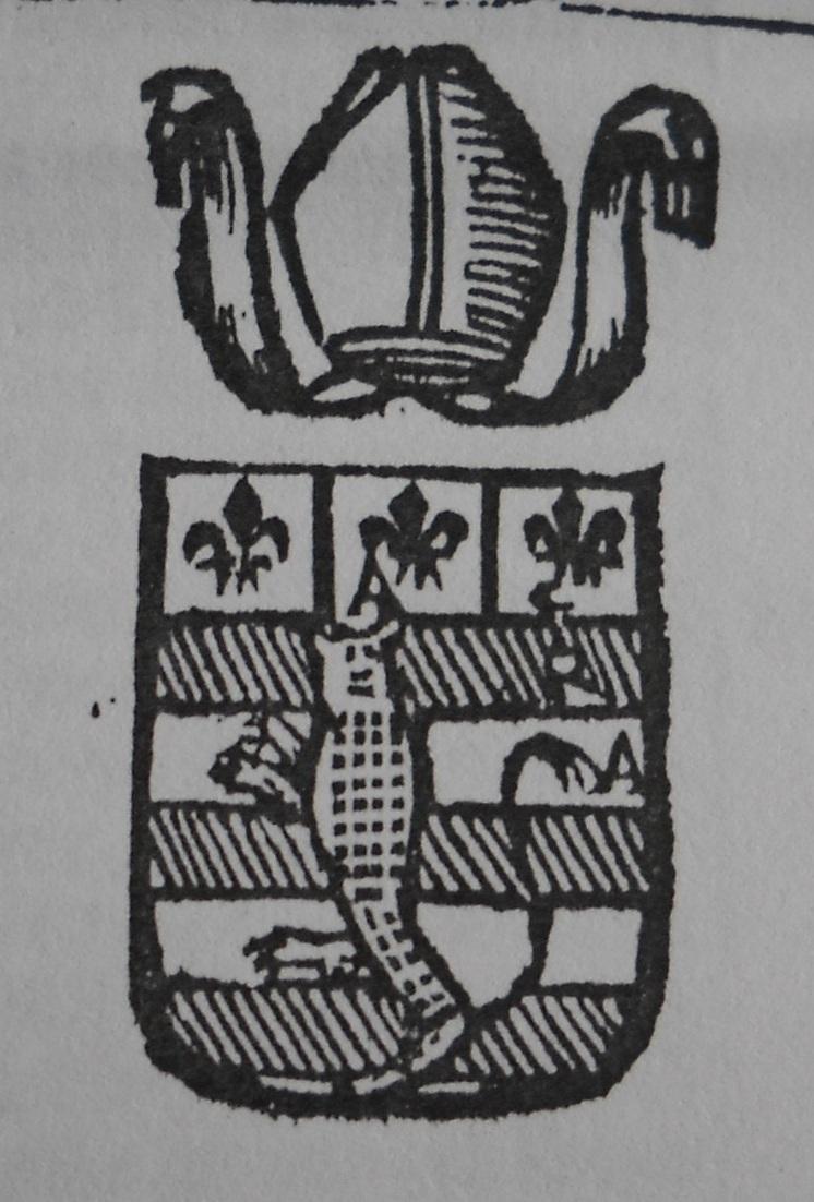 vescovo Marescottis di Strongoli