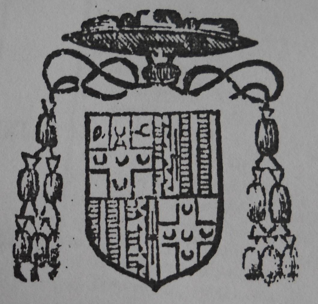 arme vescovo Piccolomino Umbriatico