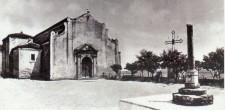 La Cattedrale in una vecchia foto