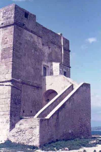 torre nuova capo Rizzuto