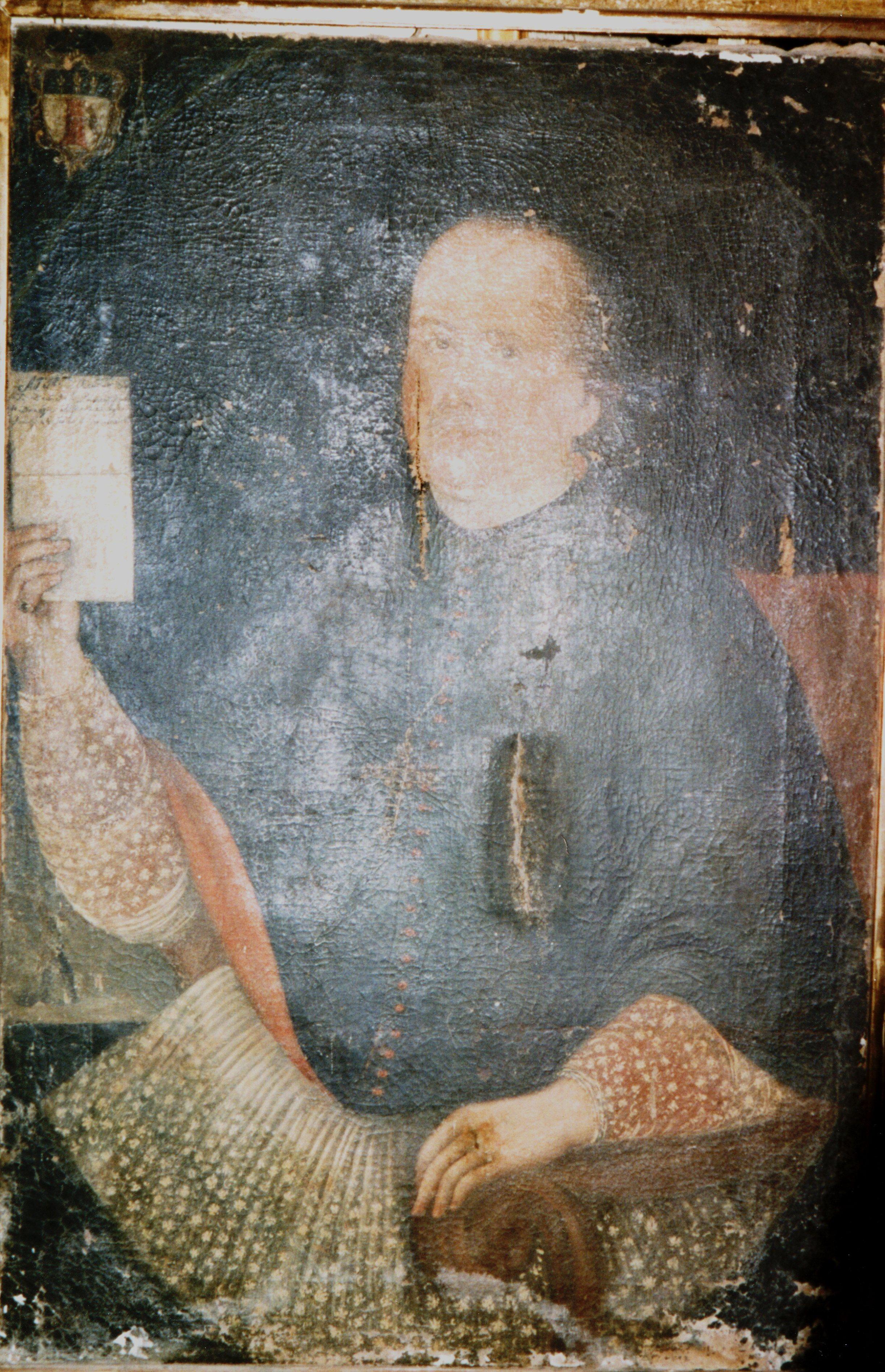 Vescovo Domenico Peronacci (1732 - 1775)