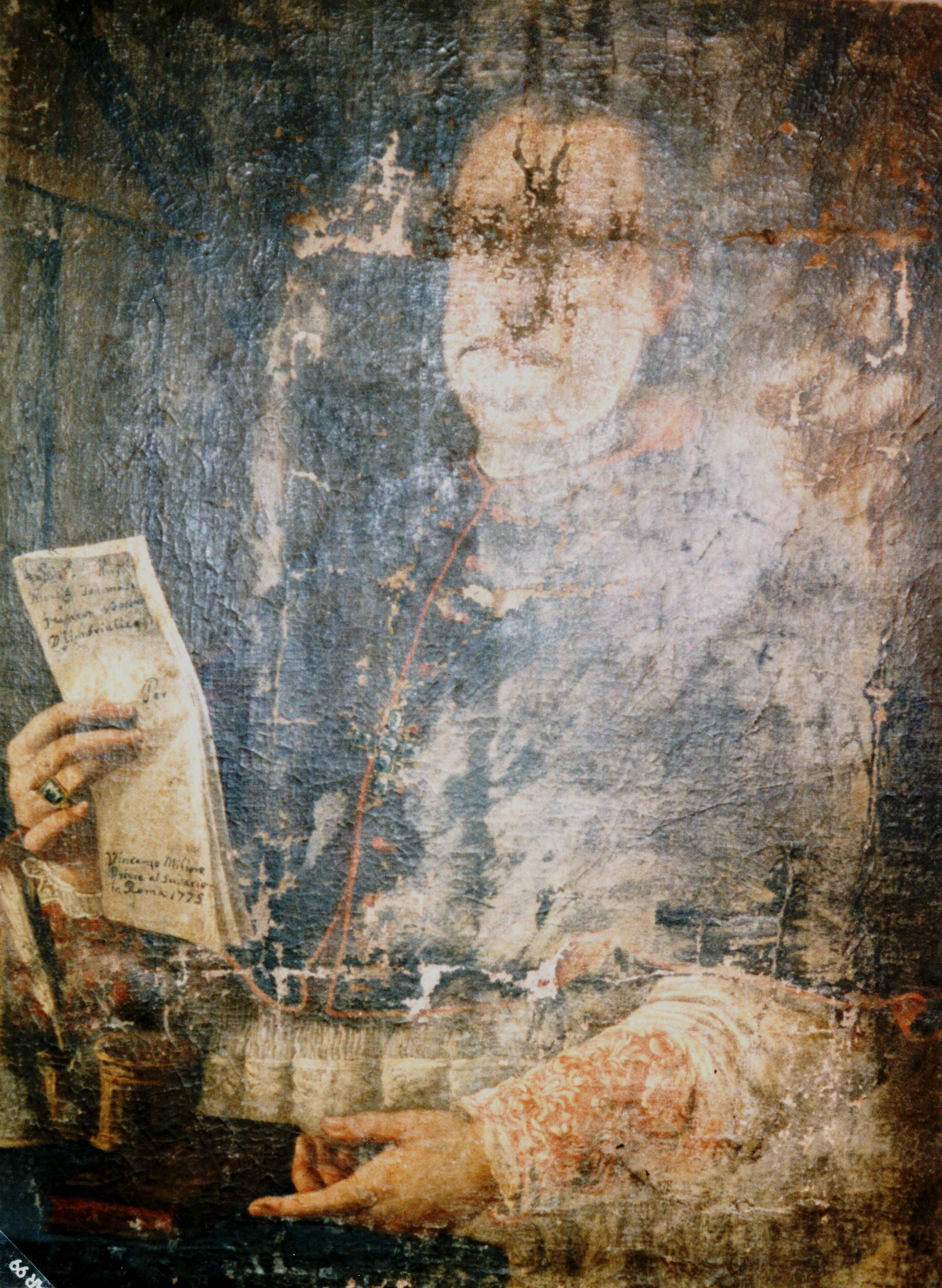 Vescovo Tomaso Maria Francone (1775 - 1777)