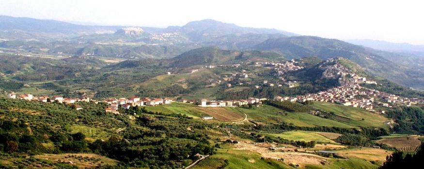 le chiese parrocchiali di belvedere e di montespinello