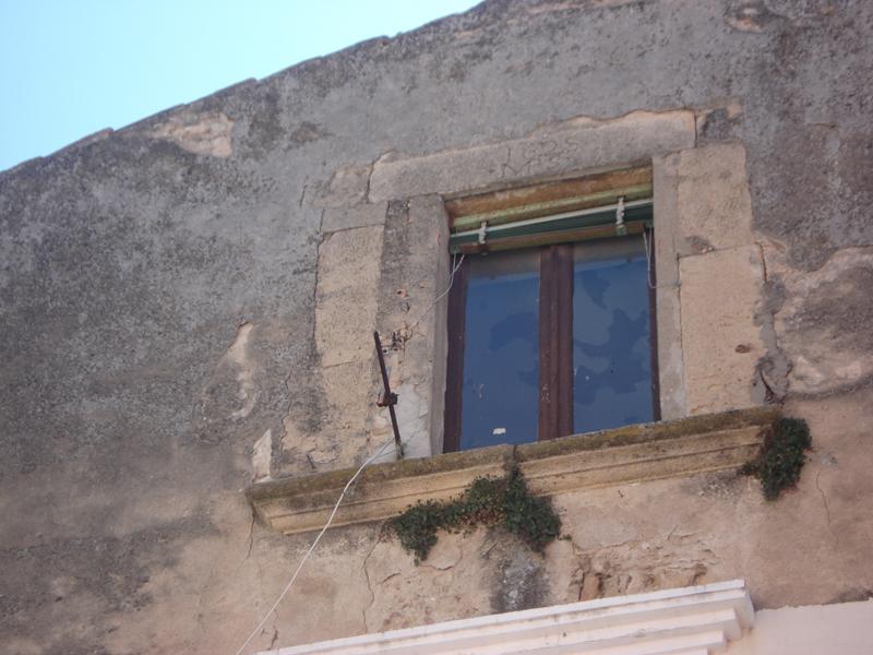 Palazzo Massa iscrizione
