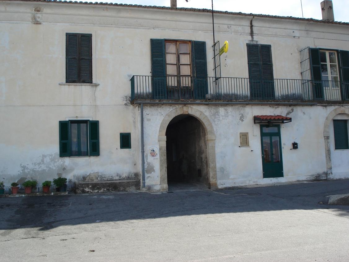 Palazzo Barracco Altilia