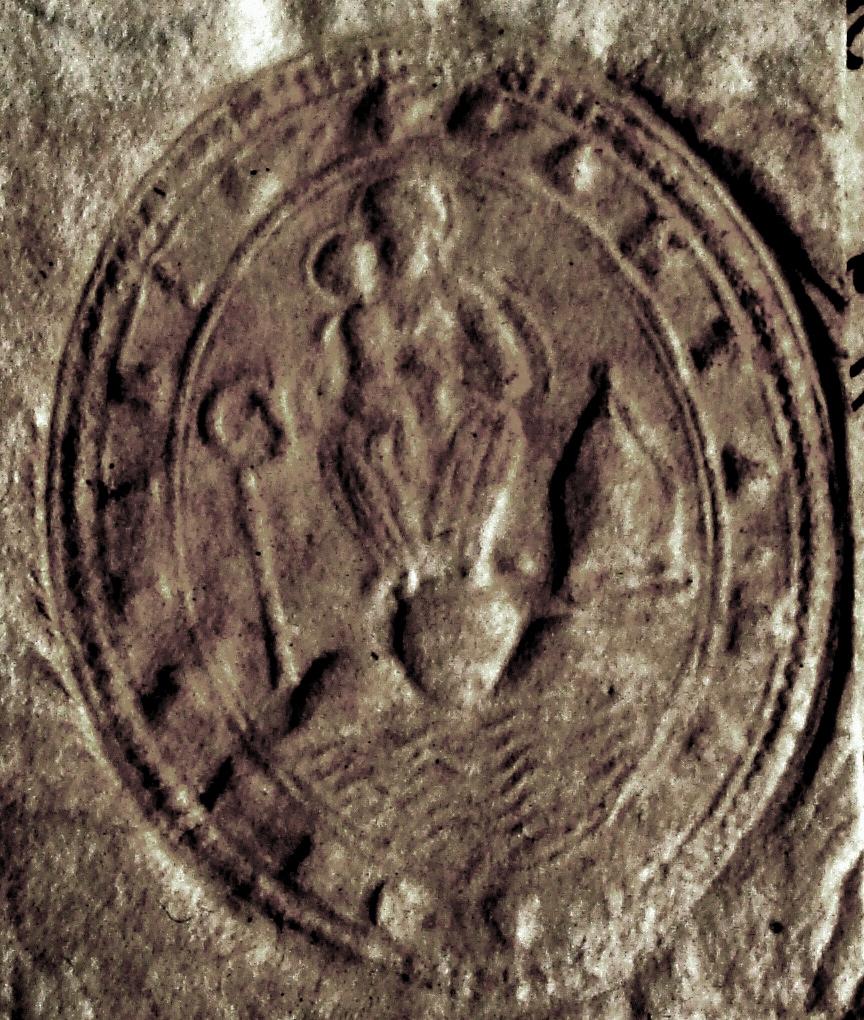 005 Sigillo dell'Abbazia di Altilia