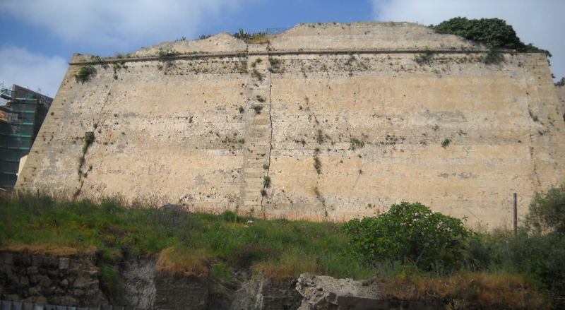 baluardo Santa Maria Crotone