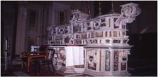 Altare maggiore S. Severina