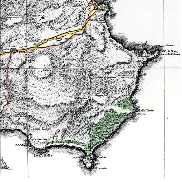 Bosco di Isola Rizzi zannoni
