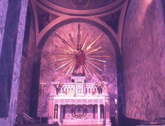 Cappella SS. Sacramento Crotone