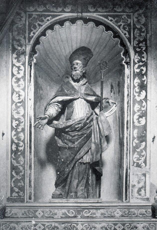 Cappella di S. Gregorio nella chiesa di S. Giuseppe