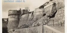 Crollo cortina castello di Crotone
