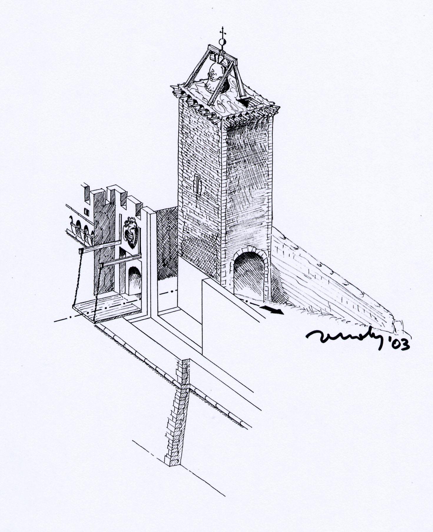 Crotone castello porta