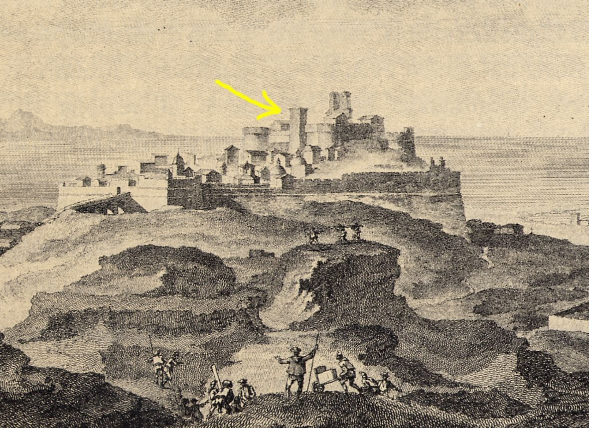 Crotone castello saint non