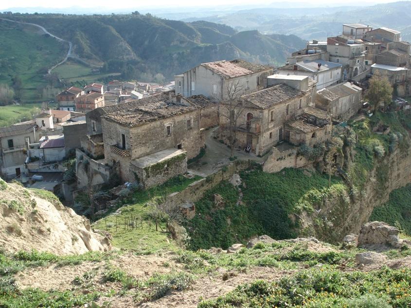 Roccabernarda borgo
