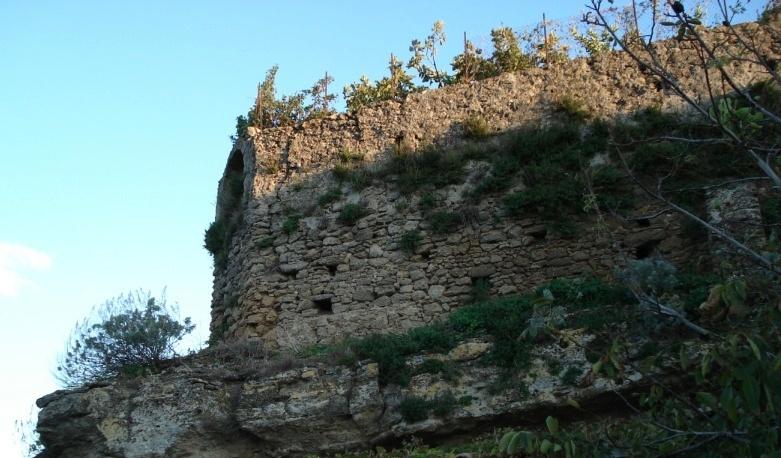 Santa Severina mura