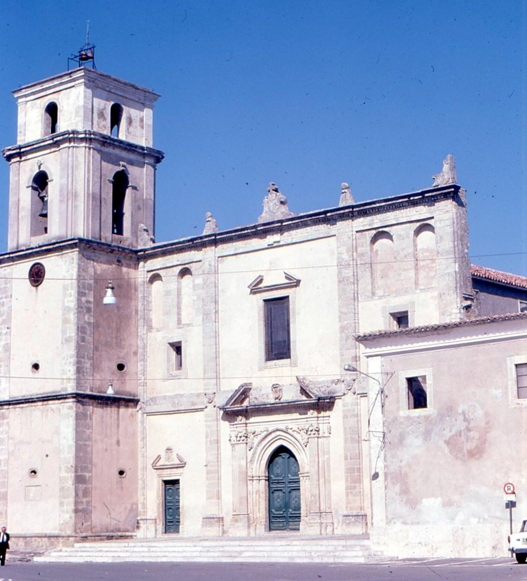 Santa Severina Facciata e Campanile