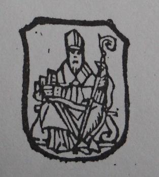 sigillo di S. Dionigi