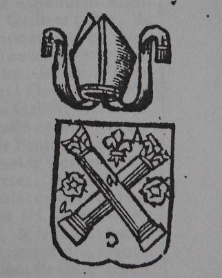 arme vescovo Maiorana Crotone