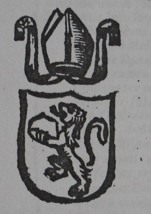 arme vescovo Catalano Crotone