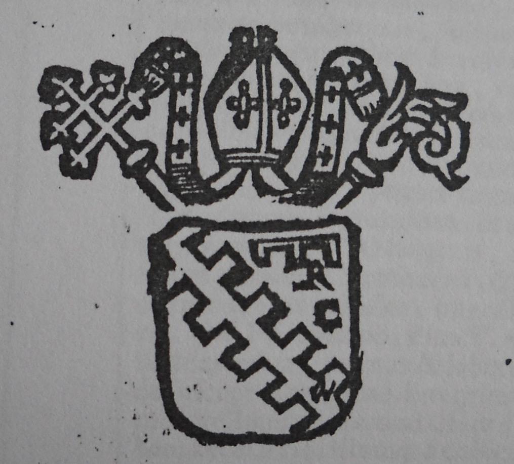 arme arcivescovo dela Marra Santa Severina