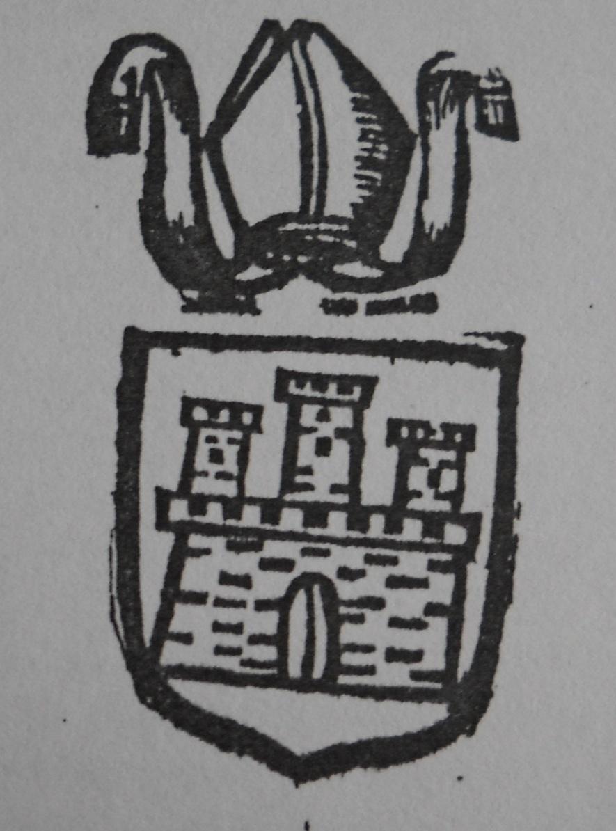 Arme Ottaviano de castello S. leone