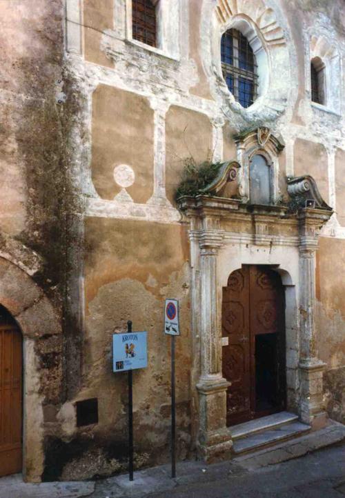 Crotone. Monastero delle Clarisse