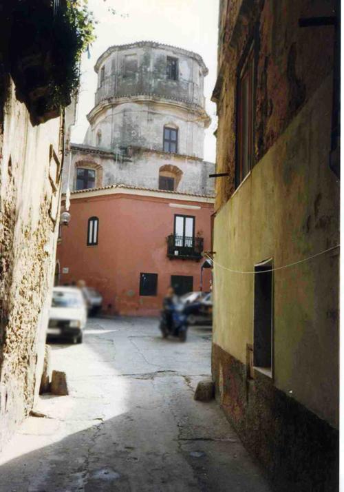 Crotone. Monastero delle Clarisse. Belvedere