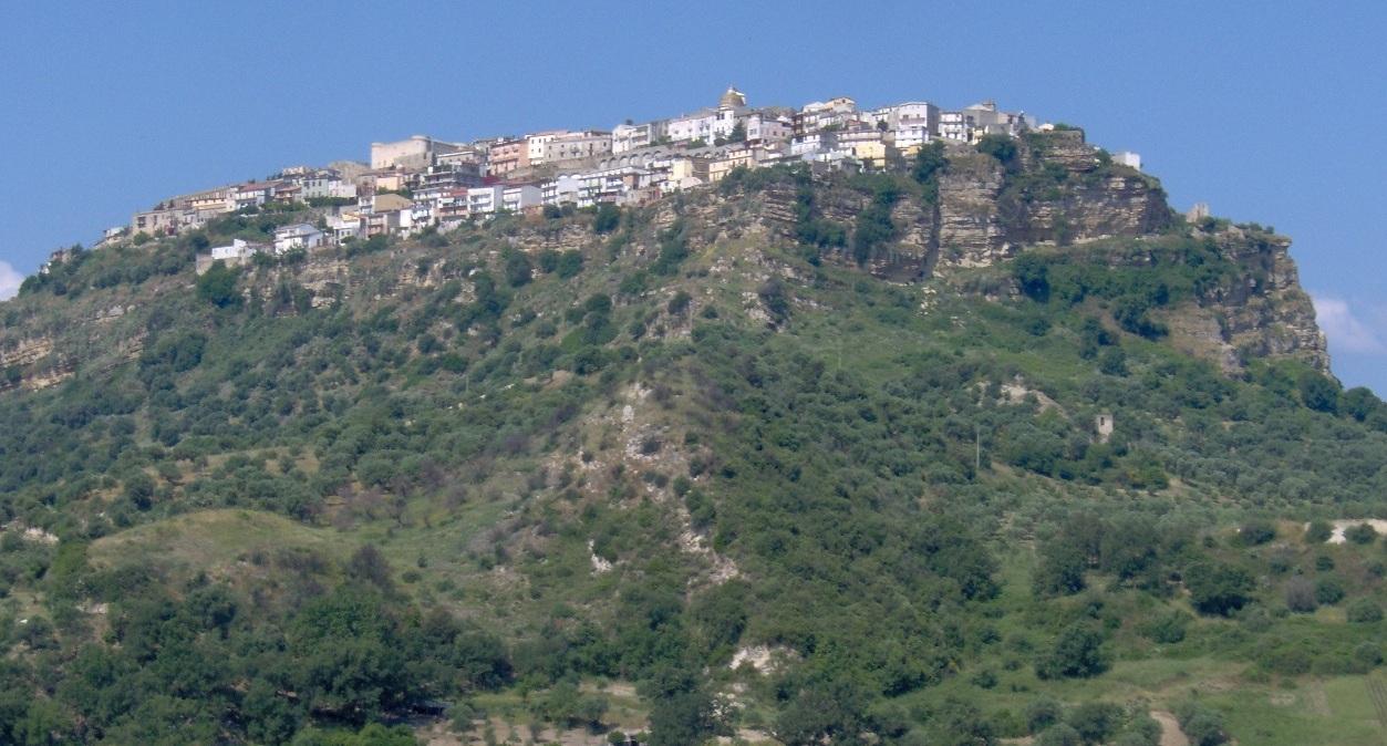Grecia Santa Severina