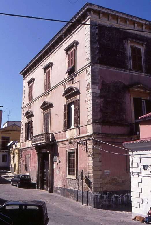 Il Palazzo Albani Crotone