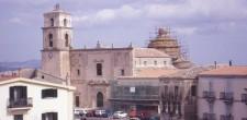 La cattedrale dal castello