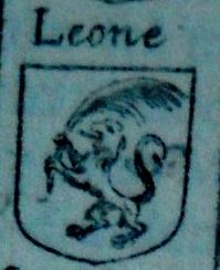 Leone arme