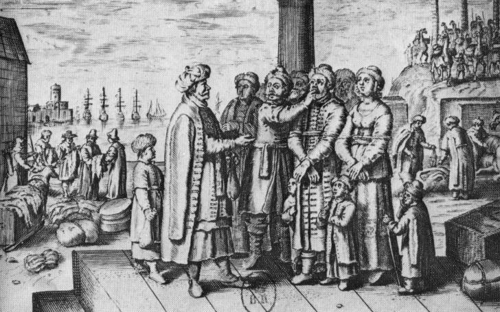 Mercato schiavi