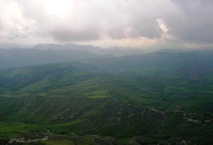 Paesaggio Marchesato