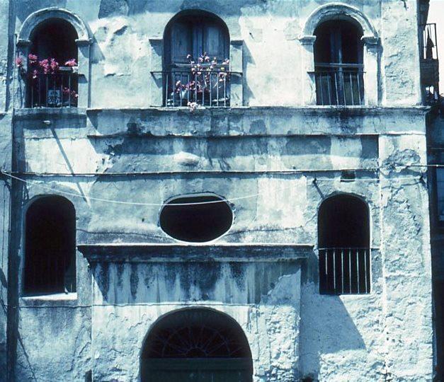 palazzo Astorelli Particolare della facciata