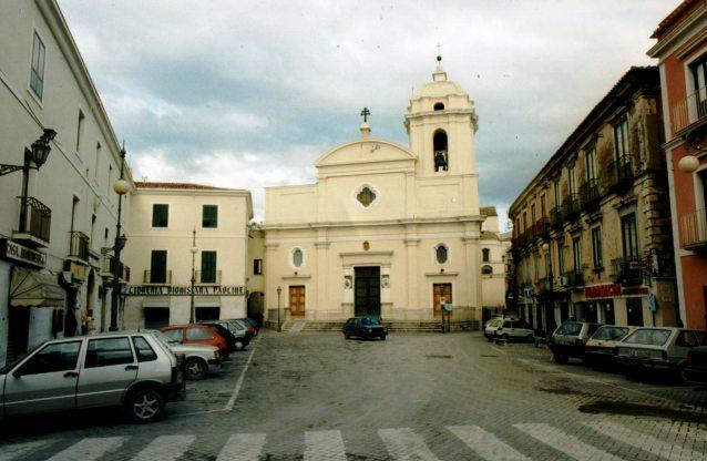 Crotone Piazza Duomo