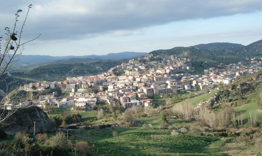 Roccabernarda panorama