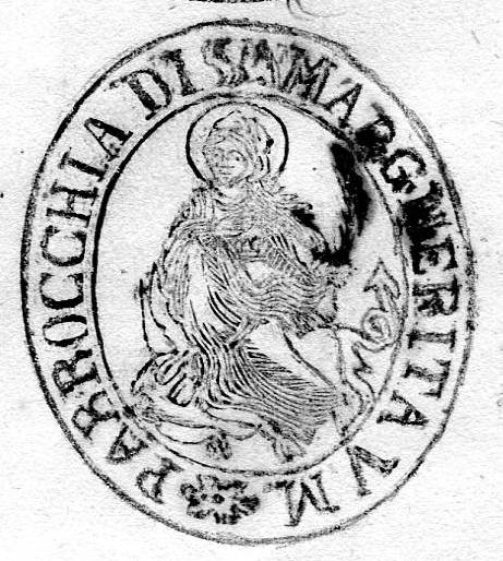Sigillo della chiesa di Santa Margherita (2)