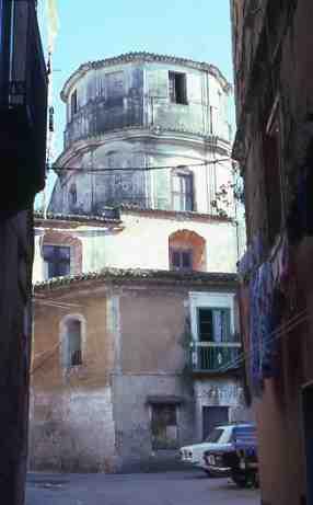 piazza lorda Crotone