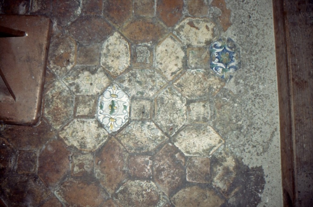 Santa Severina pavimento cattedrale