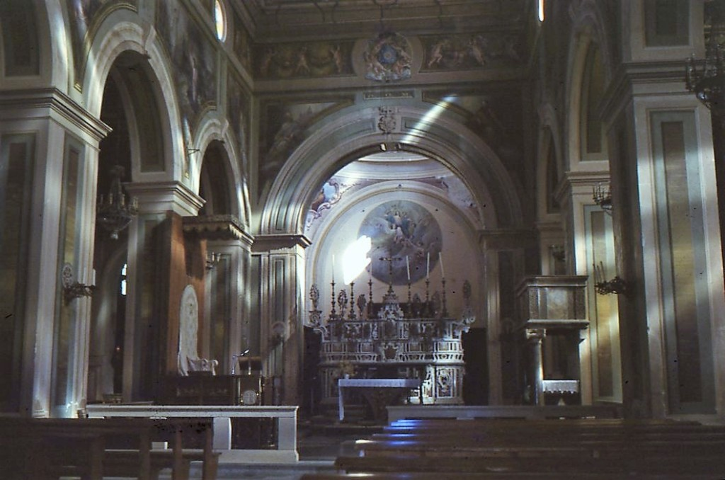 Santa Severina cattedrale