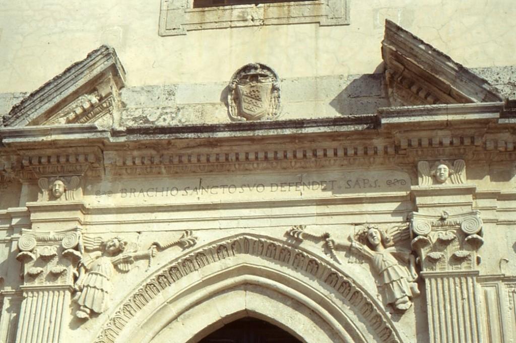 Santa Severina portale cattedrale