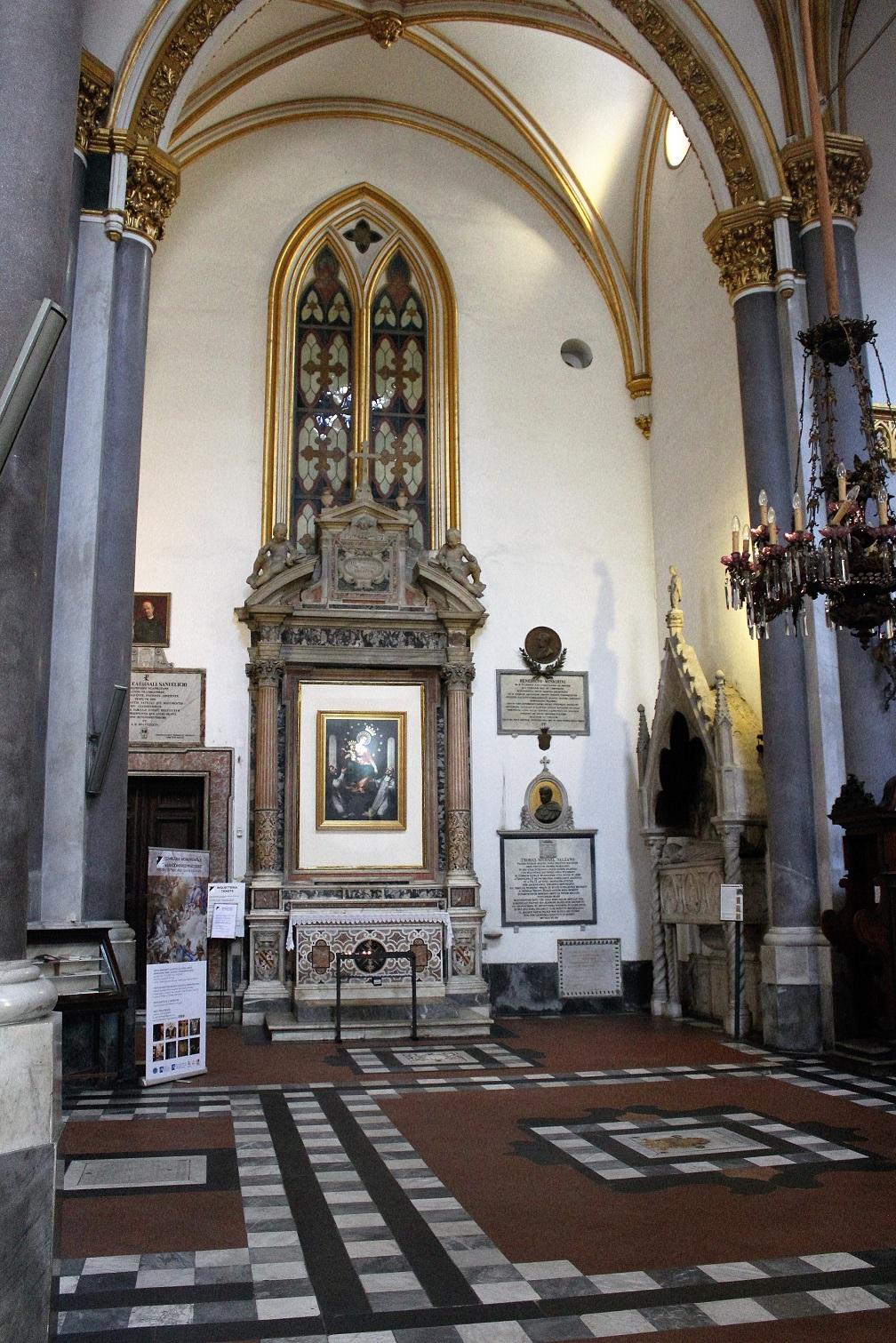 cappella Aquino Napoli